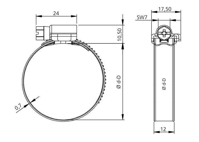 Схема WD12
