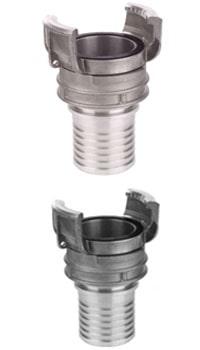 Накрайник за маркуч със заключващ пръстен