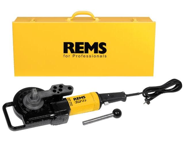 Електрическа машина за огъване на тръби REMS Curvo