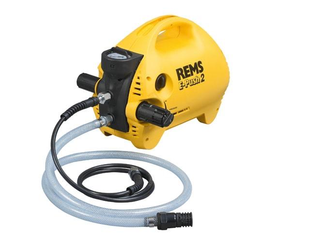 Eлектрическа помпа за изпитване на налягане REMS E-Push 2
