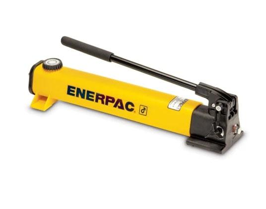 Еднодействаща двустепенна помпа ENERPAC