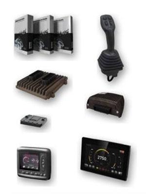 Компоненти за движение и управление на хидравлика